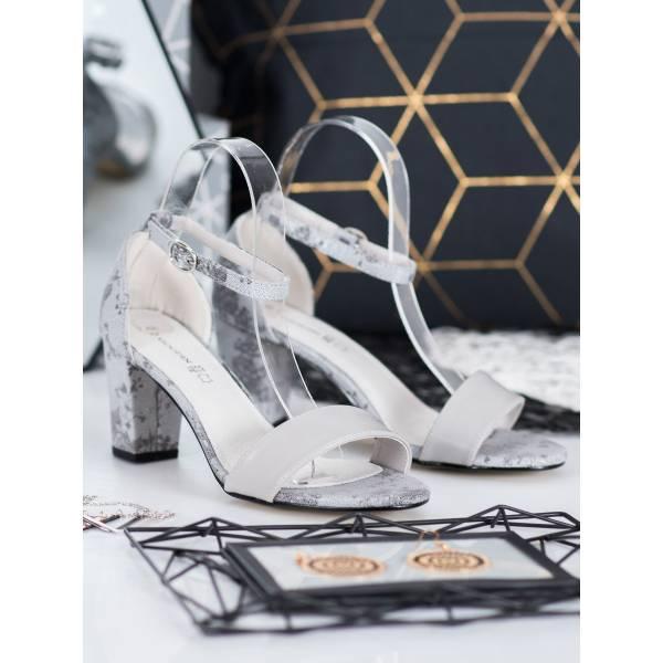 GOODIN дамски сандали на средно висок ток