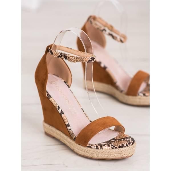 GOODIN дамски сандали с висока платформа