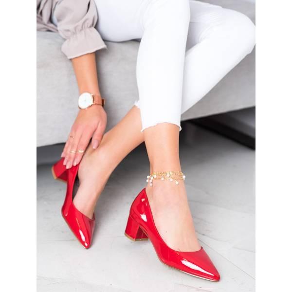 GOODIN дамски обувки с нисък ток