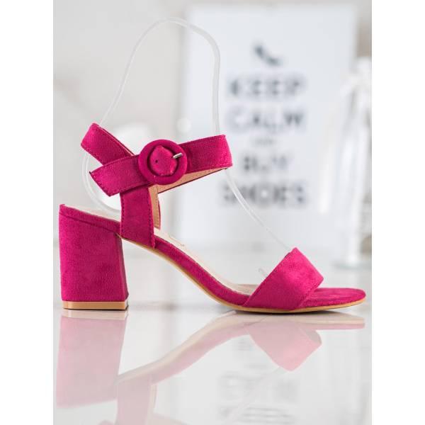 SABATINA дамски сандали на средно висок ток