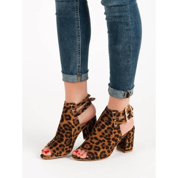 ERYNN дамски елегантни сандали с висок ток