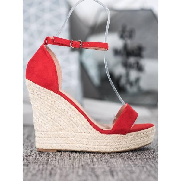 SHELOVET дамски сандали на платформа