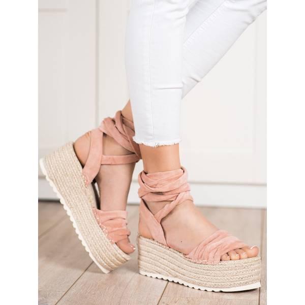 SHELOVET дамски сандали с платформа