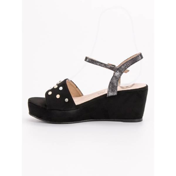 ACLYS дамски сандали с висока платформа
