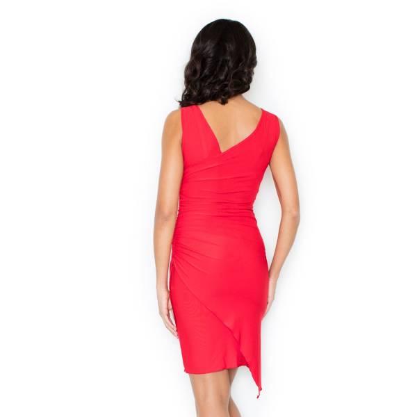 FIGL дамска къса елегантна рокля