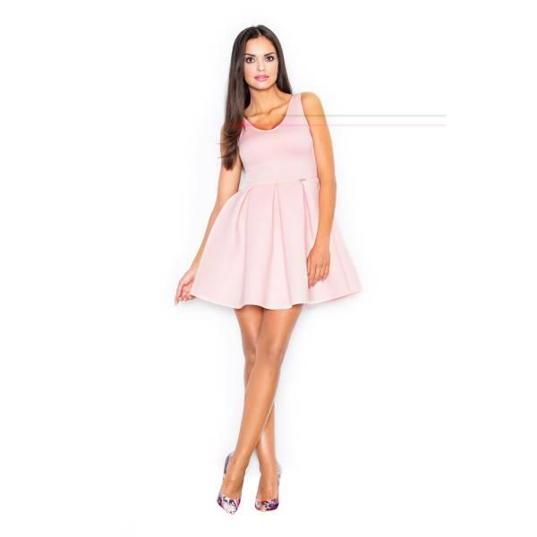 FIGL дамска къса рокля пълен клош