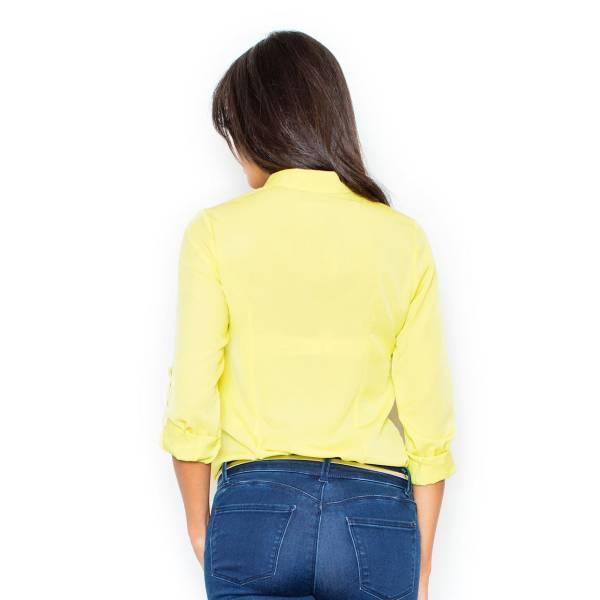 FIGL дамска риза с дълъг ръкав