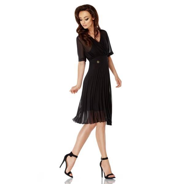LEMONIADE дамска рокля с плисета