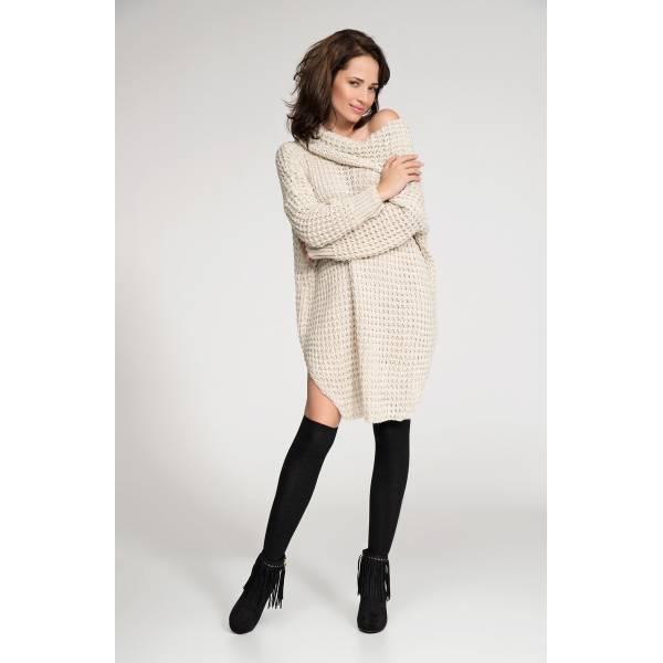 1890b8df432 Numinou дамски дълъг пуловер - 017542