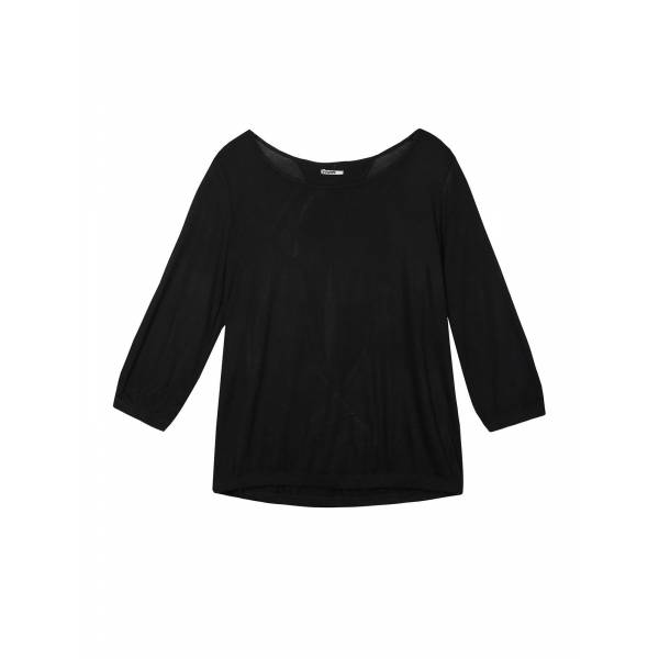 DRYWASH дамска блуза с ефектен гръб