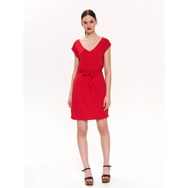 DRYWASH дамска рокля с изчистен дизайн