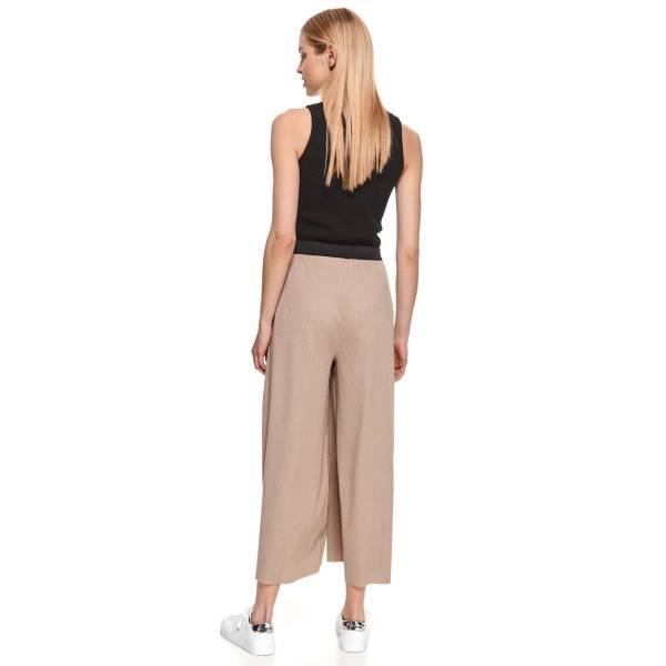 DRYWASH дамски широк панталон