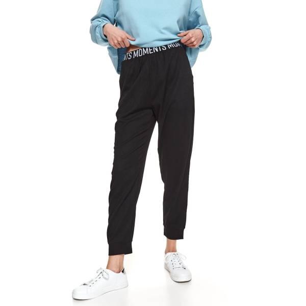DRYWASH дамски широк панталон с дължина до глезена