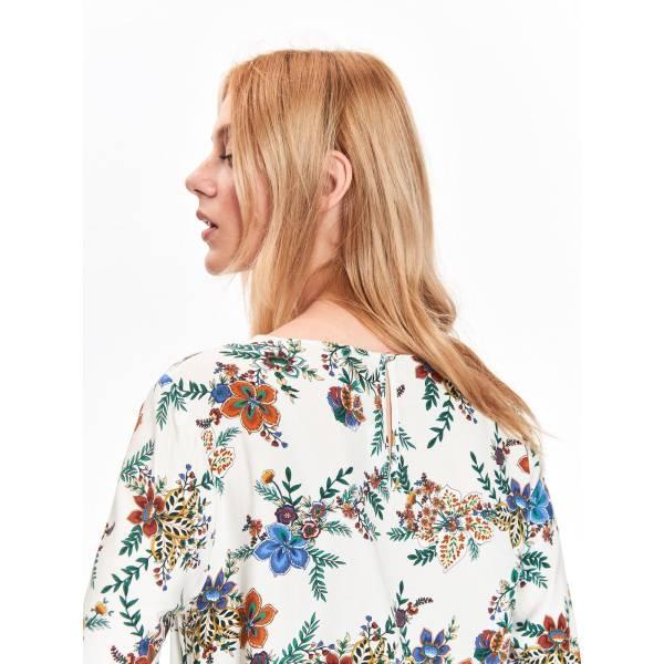 TOP SECRET дамска блуза с дълъг ръкав с десен