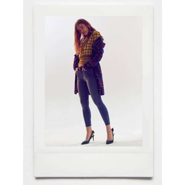 TOP SECRET дамска блуза със 7/8 ръкави