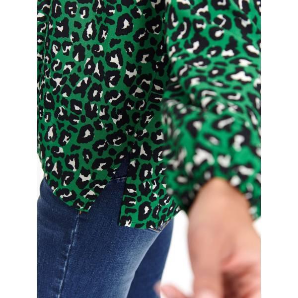 TOP SECRET дамска блуза с животински мотиви