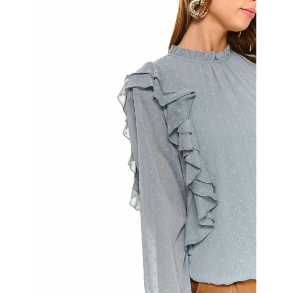 TOP SECRET дамска блуза шифон