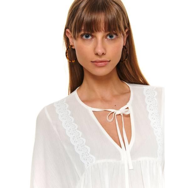 TOP SECRET дамска блуза с клоширани ръкави