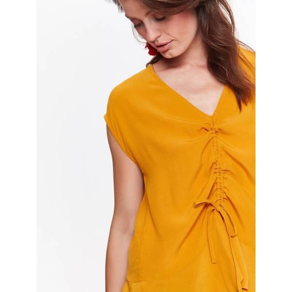 461932c11e6 Top Secret дамска блуза с къс ръкав - 015075