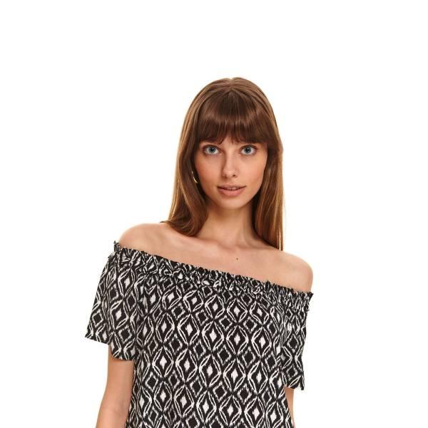 TOP SECRET дамска блуза с голи рамене