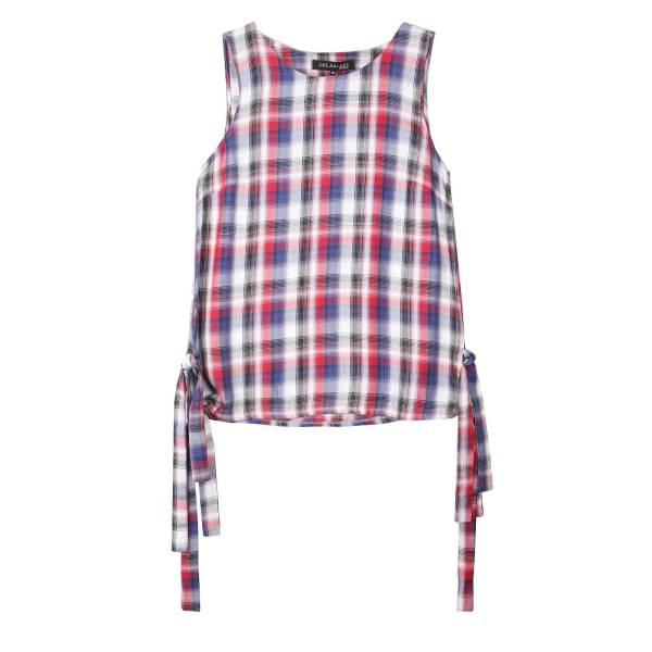 TOP SECRET дамска блуза с връзки