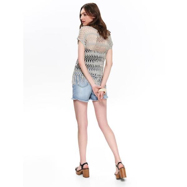 TOP SECRET дамска блуза ефектно плетиво
