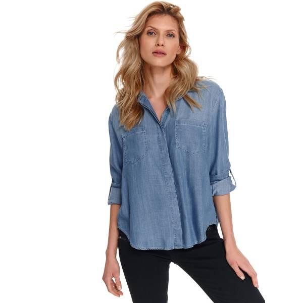TOP SECRET дамска риза с дълъг ръкав