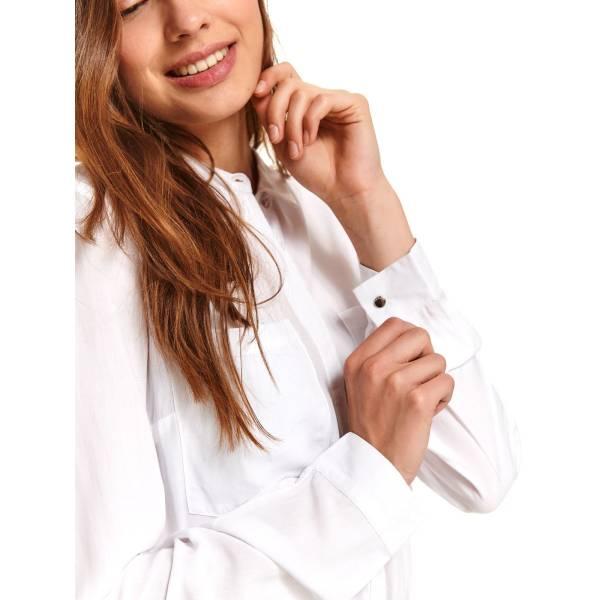 TOP SECRET дамска бяла риза