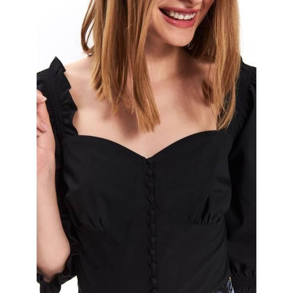TOP SECRET дамска риза с 3/4 ръкави