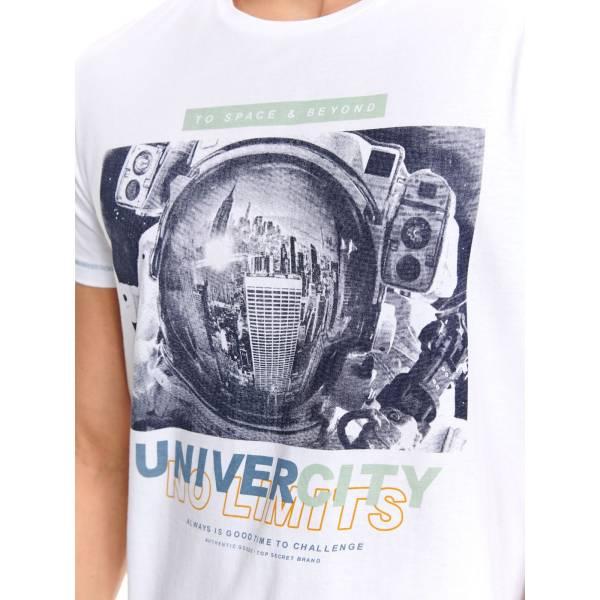 TOP SECRET мъжка тениска