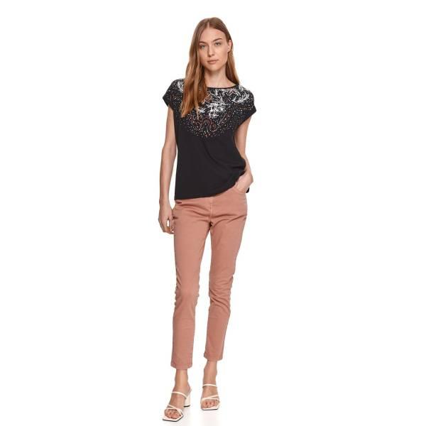 TOP SECRET дамска блуза с къс ръкав