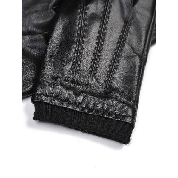 94fdc0a5e0a Top Secret мъжки кожени ръкавици