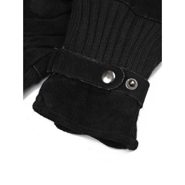 fc484e30eba Top Secret мъжки ръкавици от естествен велур