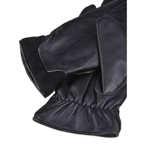 69ef7bf6aea Top Secret мъжки кожени ръкавици - 024055