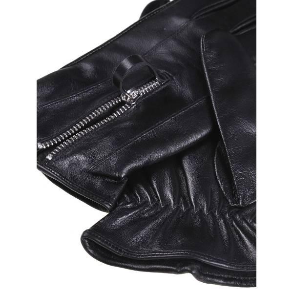 14bec63a12f Top Secret мъжки кожени ръкавици - 024603