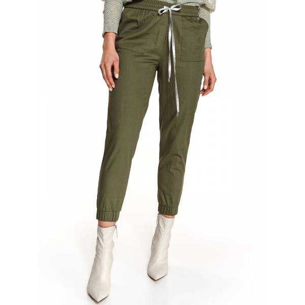 TOP SECRET дамски дълъг панталон слим