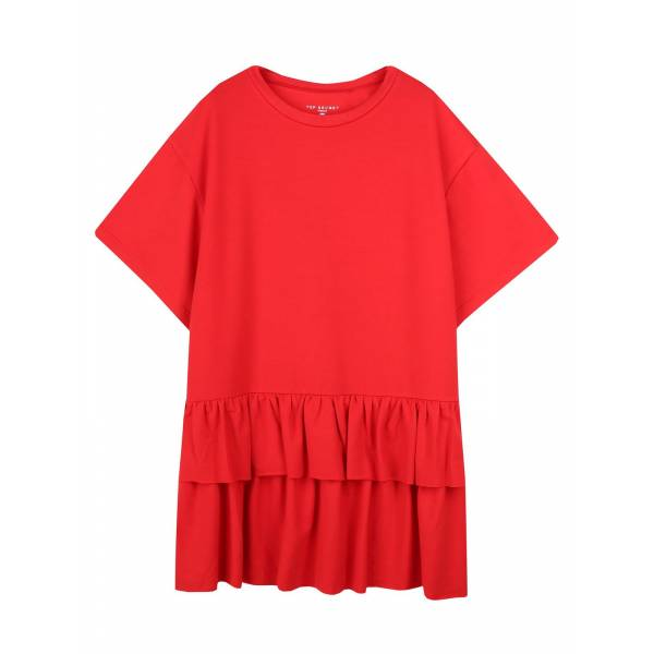 TOP SECRET дамска къса рокля със свободен силует