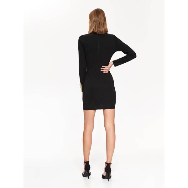 TOP SECRET дамска рокля с дълъг ръкав