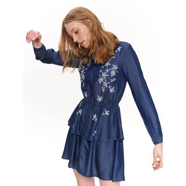 TOP SECRET дамска дънкова рокля