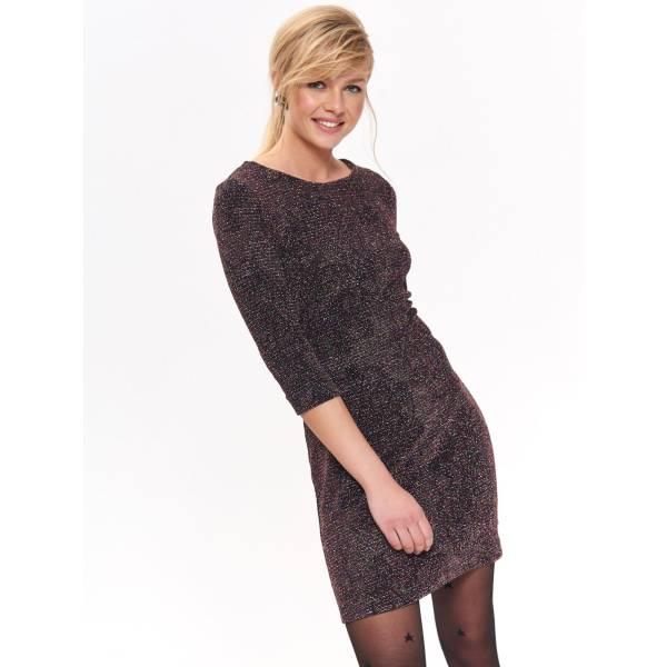 TOP SECRET дамска къса вталена рокля