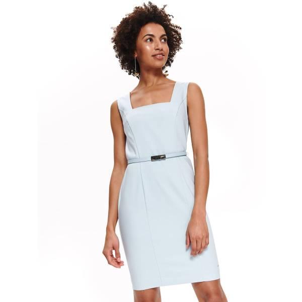 TOP SECRET дамска рокля с изчистен дизайн
