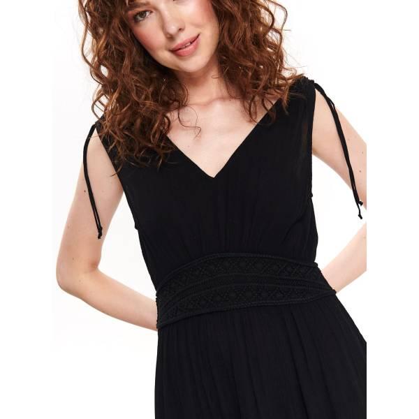 TOP SECRET дамска дълга лятна рокля с презрамки