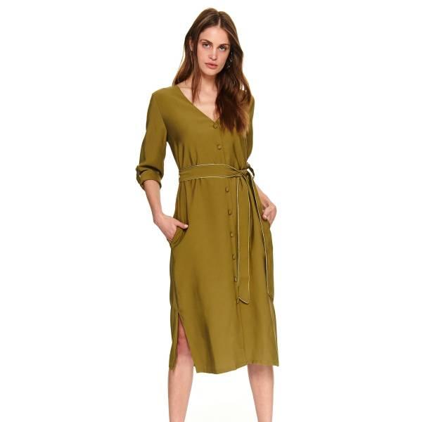TOP SECRET дамска ежедневна рокля с колан