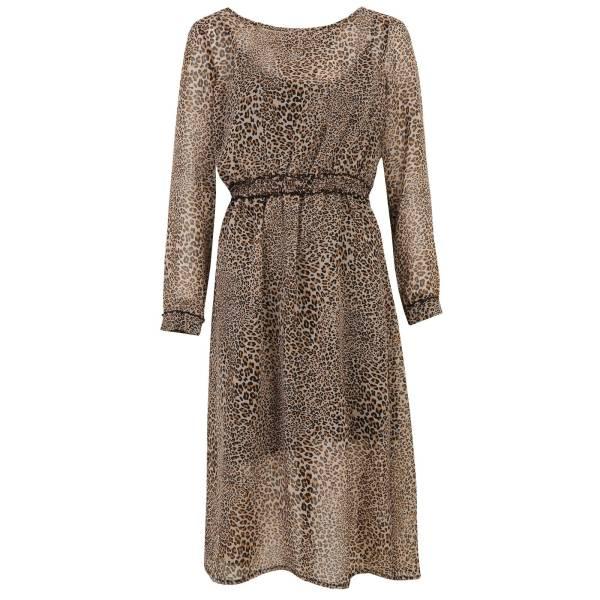 TOP SECRET дамска ежедневна рокля с дълъг ръкав