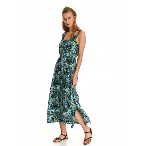 TOP SECRET дамска шарена рокля