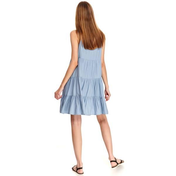TOP SECRET дамска къса клоширана рокля