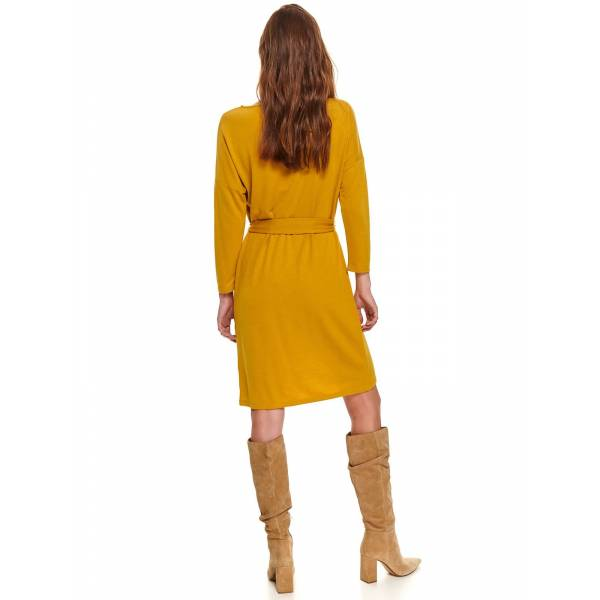 TOP SECRET дамска парти рокля с дълъг ръкав
