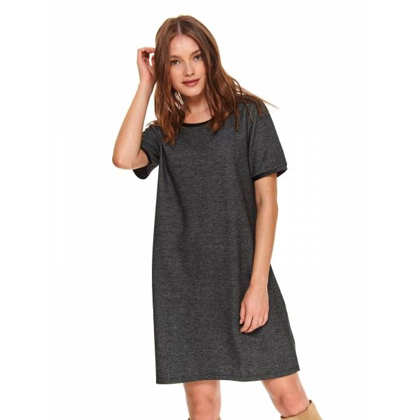 TOP SECRET дамска ежедневна къса рокля