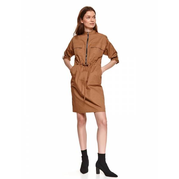 TOP SECRET дамска рокля тип риза