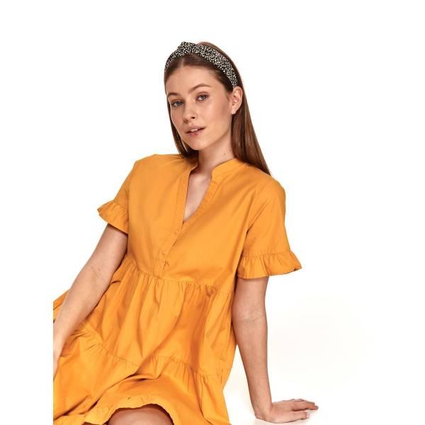 TOP SECRET дамска къса рокля свободен силует
